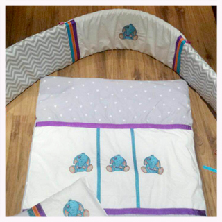Different colours and patterns available