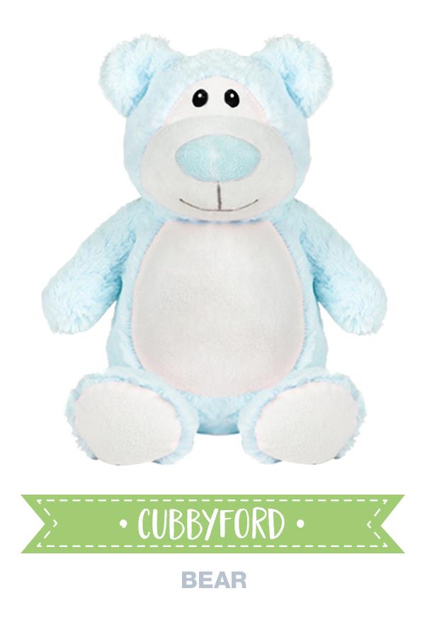 Cubbies_Blue Bear