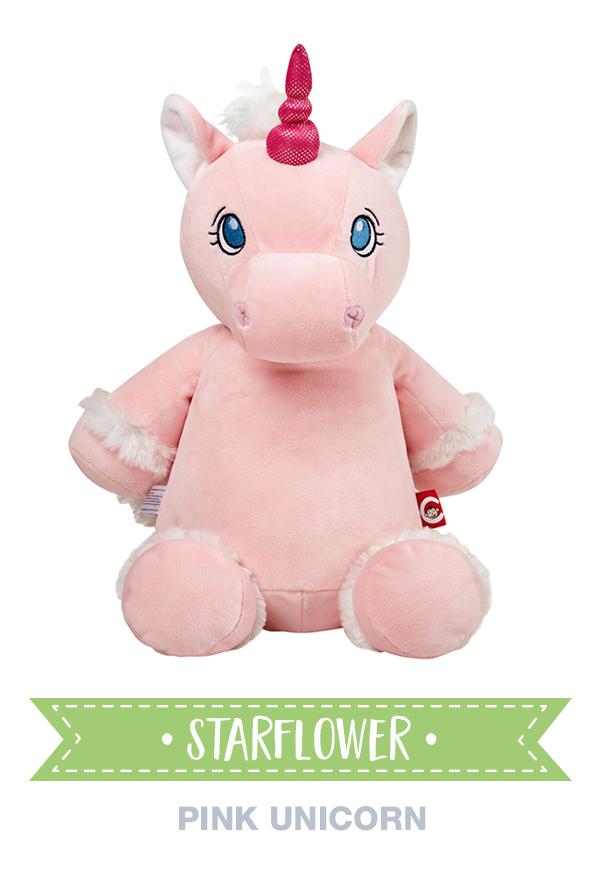 Cubbies_Pink Unicorn