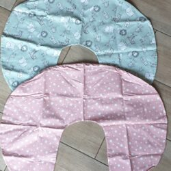 Feeding pillow covers